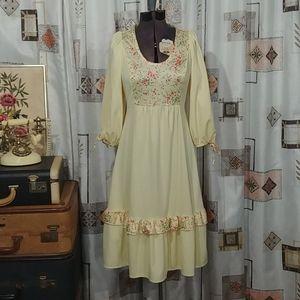 XS/S Vintage Prairie dress